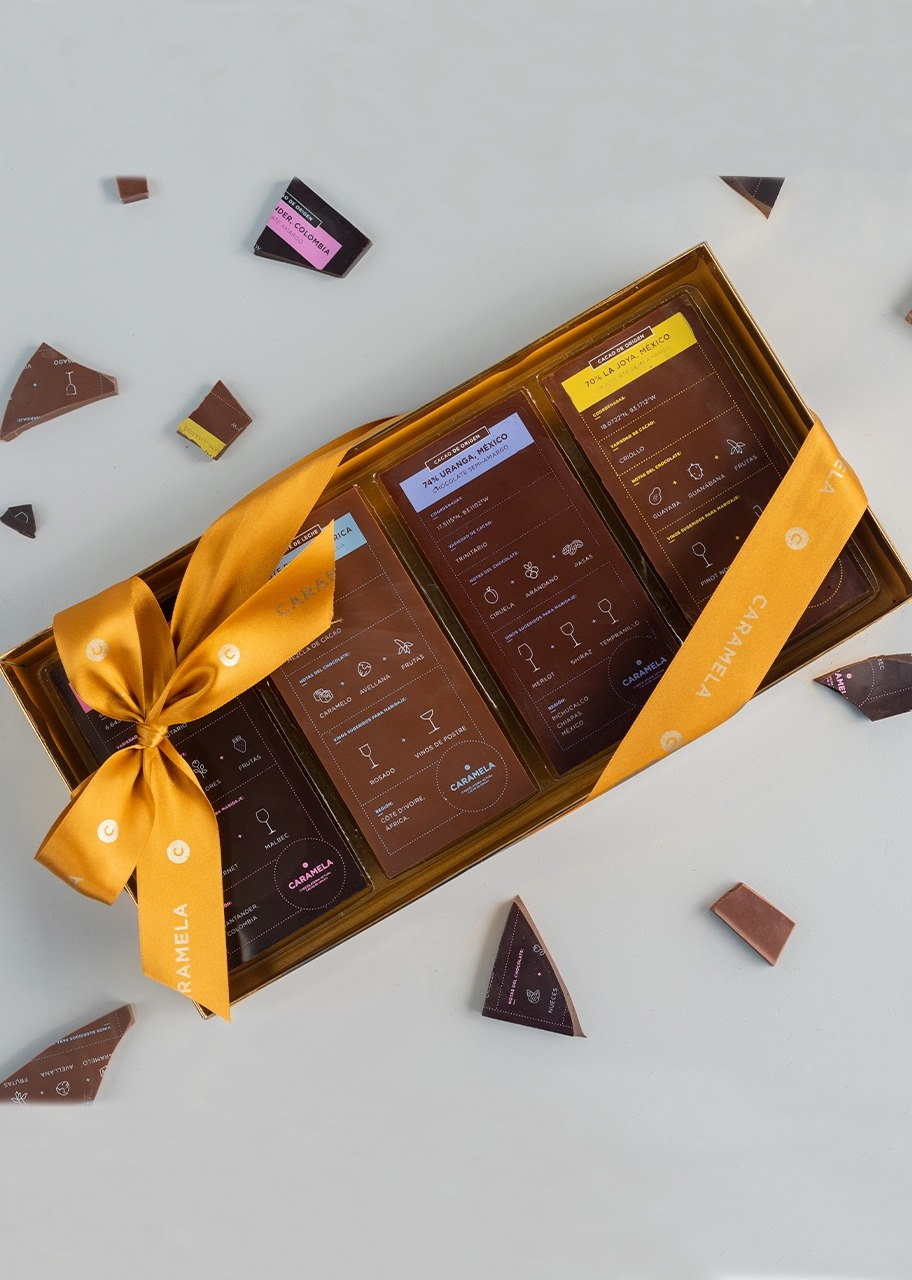 Imagen para Gift Chocolates Pairing - 1
