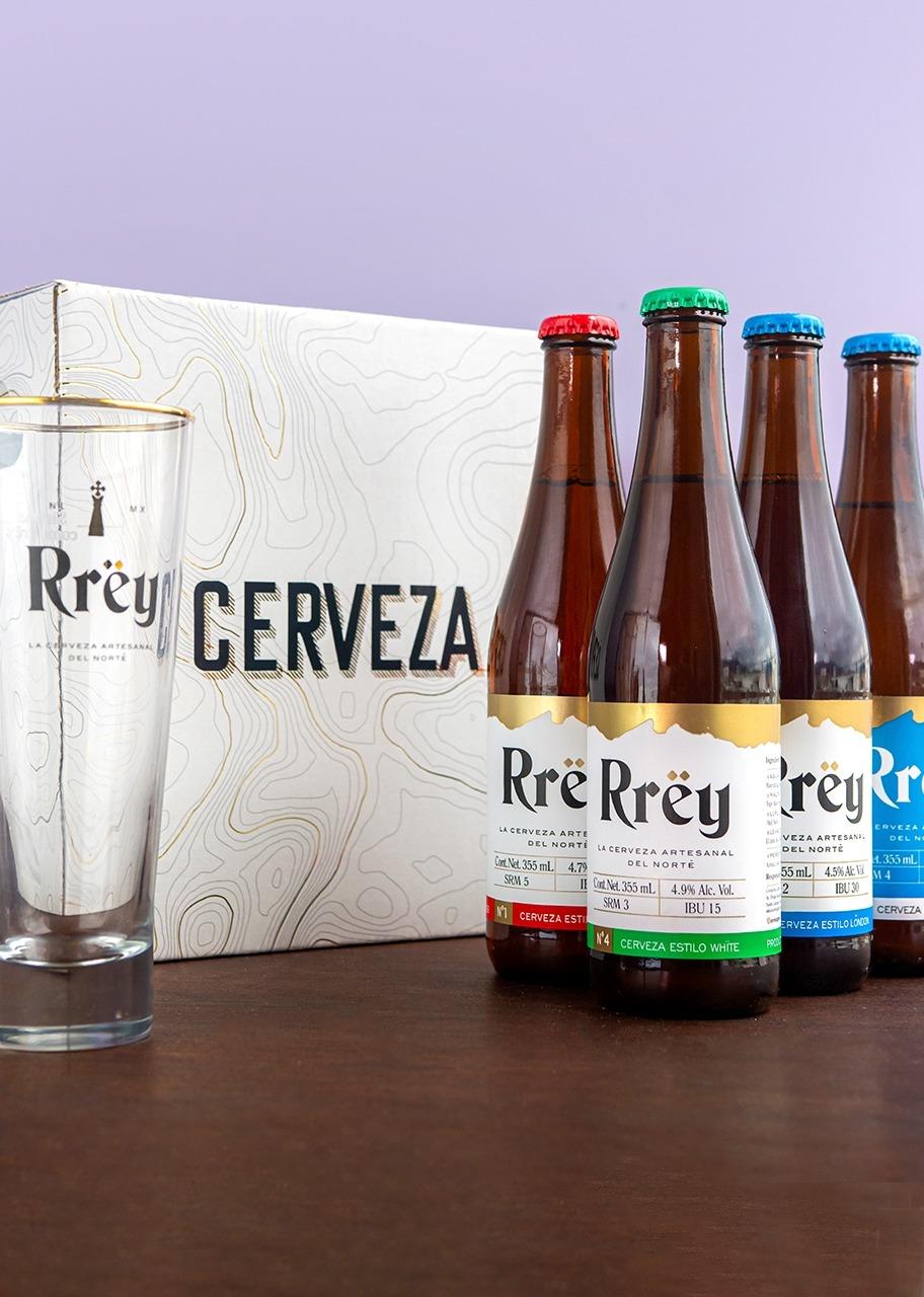 Imagen para Regalo de Cerveza Rrey - 1