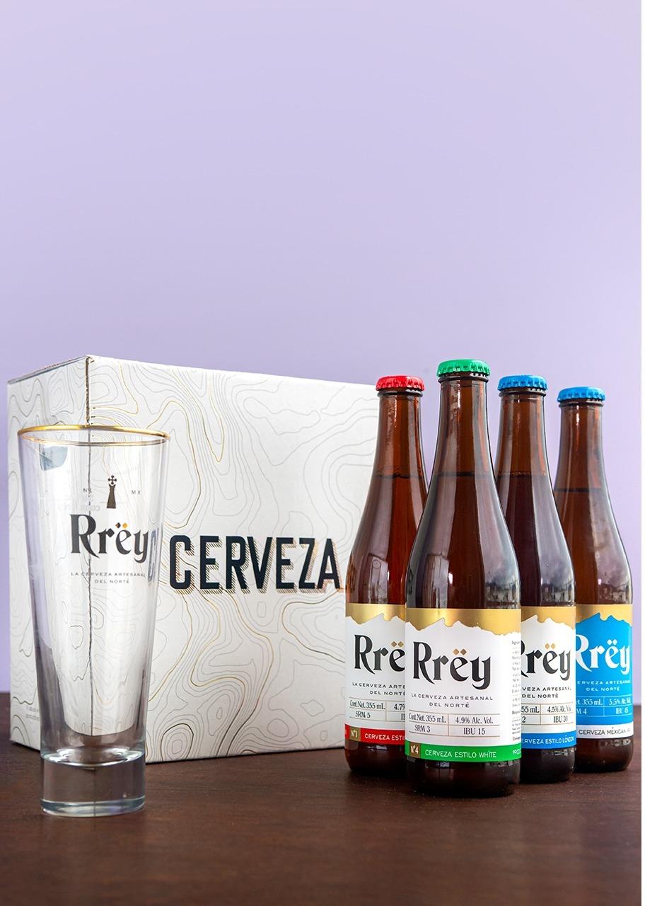 Imagen para Cerveza Rrey's gift - 1