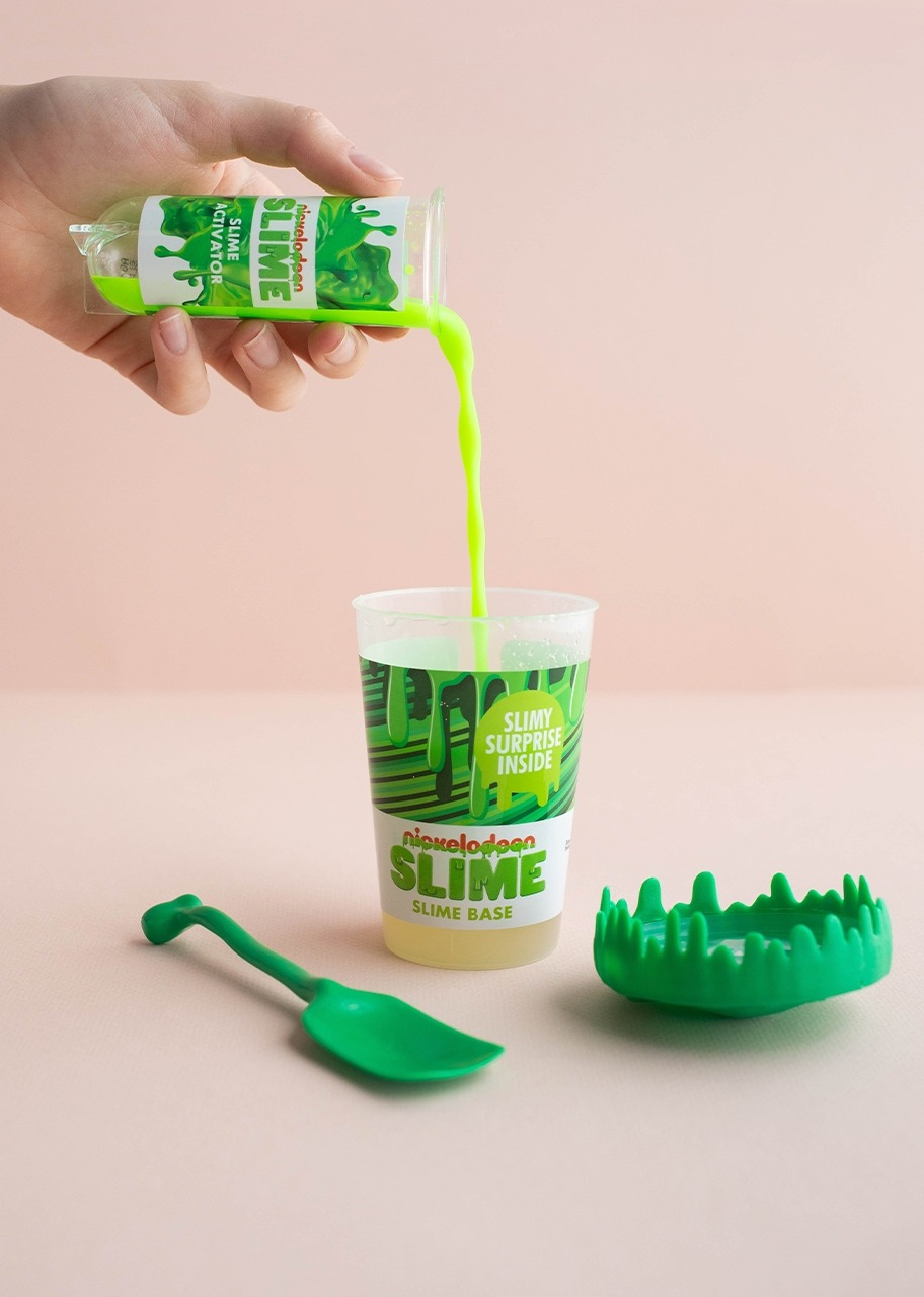 Imagen para Set Crea Tu Propio Slime Verde - 1