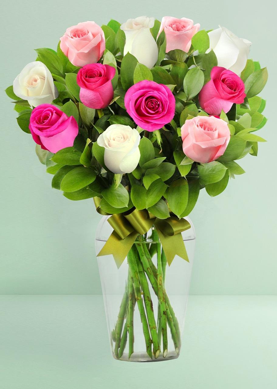 Imagen para Sólo Tú con 12 Rosas - 1