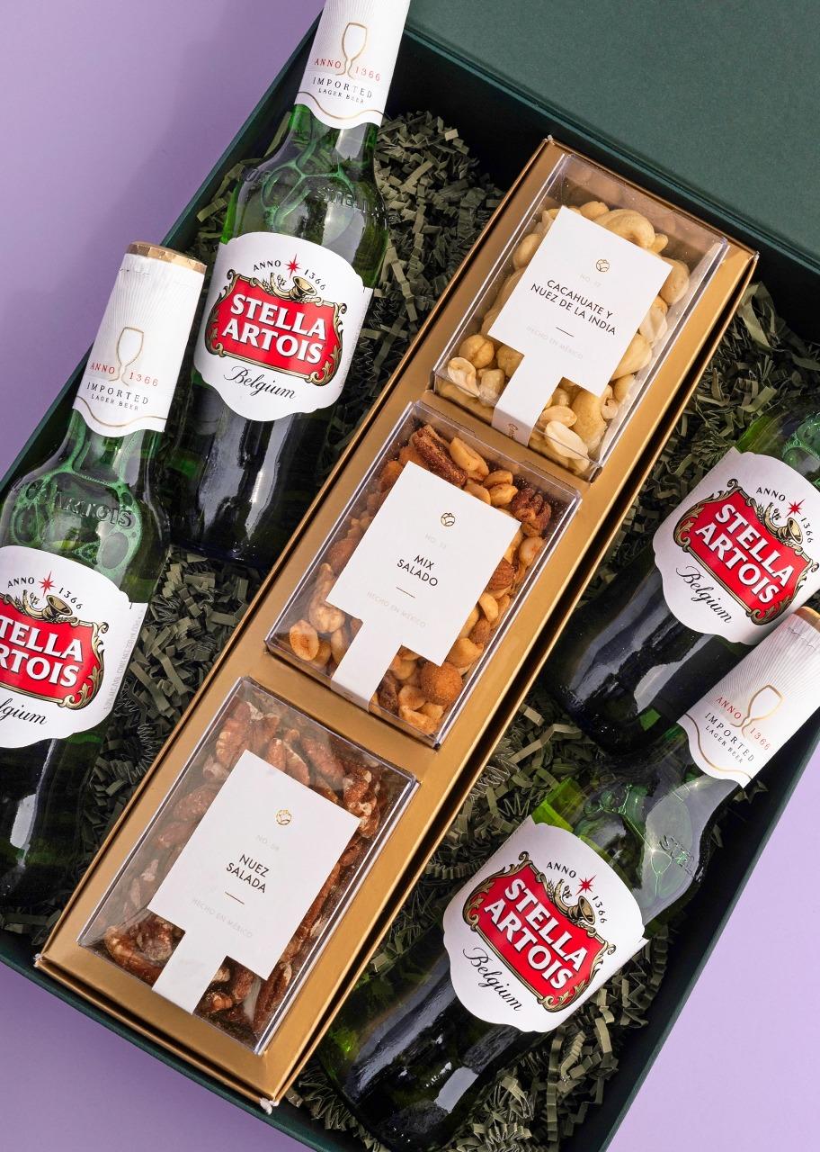 Imagen para Canasta Stella Artois - 1