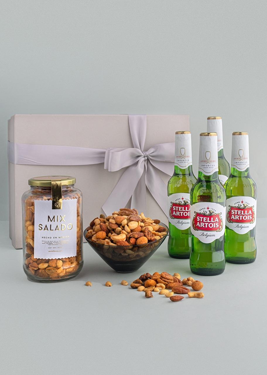 Imagen para Cerveza Stella Giftbox - 1