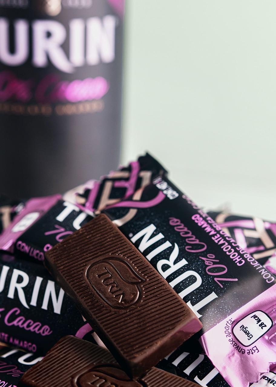 Imagen para Turin 70% cacao - 1