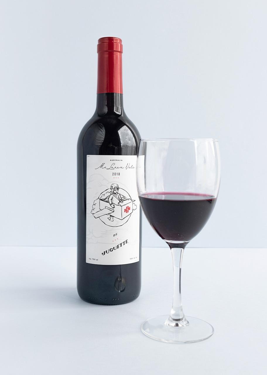 Imagen para Red Wine El Avión by Juguette - 1