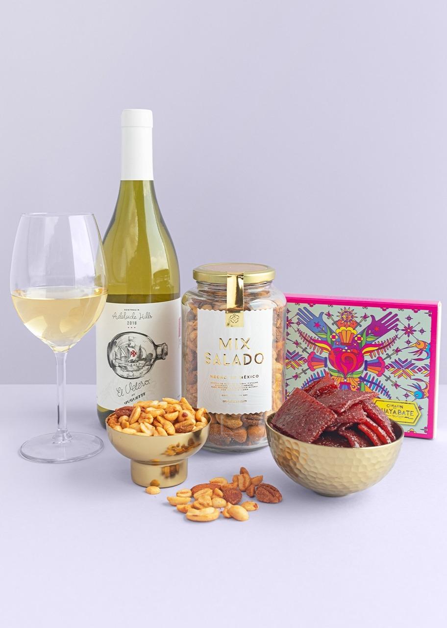 Imagen para Vino Velero con Guayabate y Mix Salado - 1