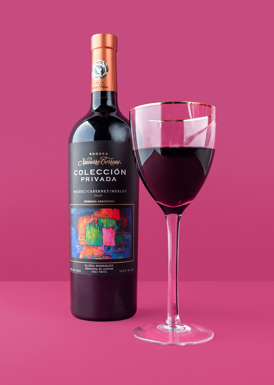 Imagen para Vino tinto Navarro Correas Colección Privada Blend - 1