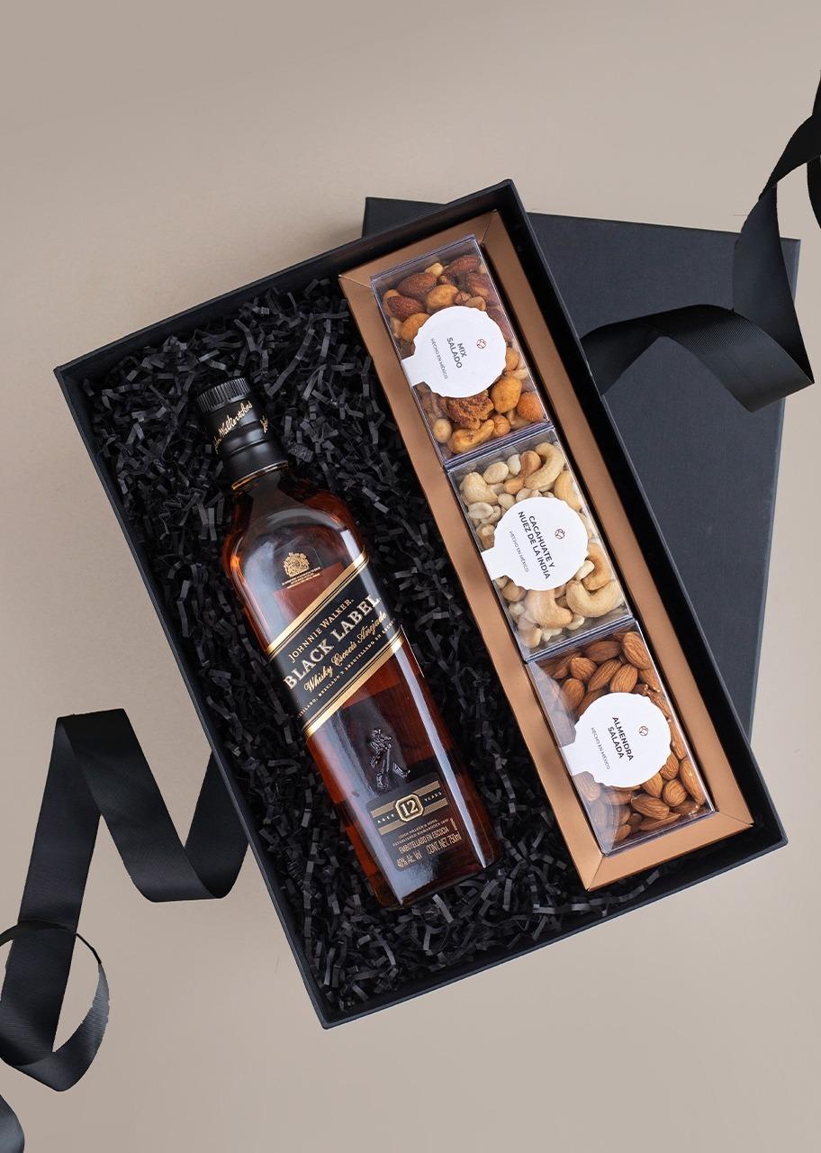 Imagen para Whisky Black Label Giftbox - 1