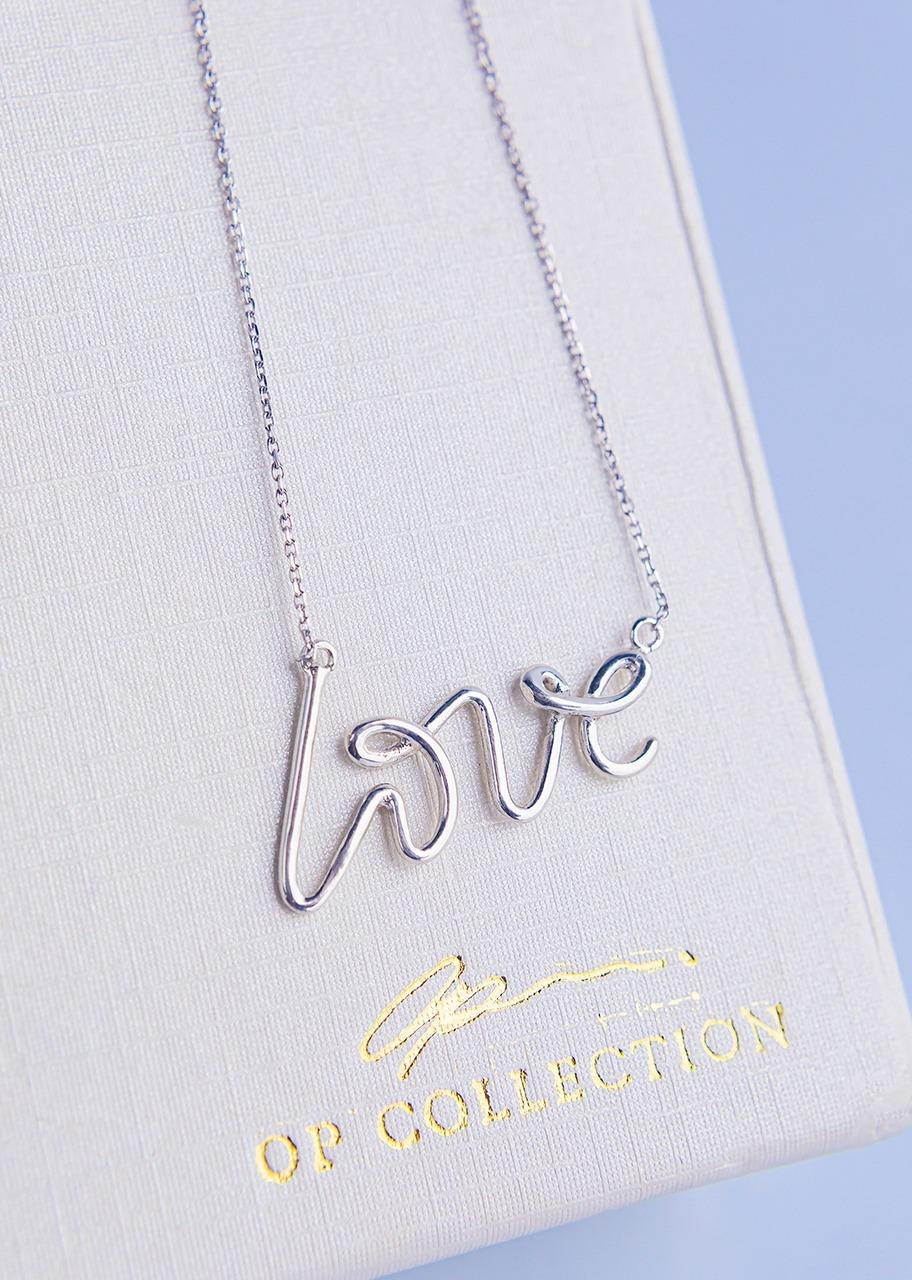 "Imagen para Collar ""Love"" Op Collection - 1"