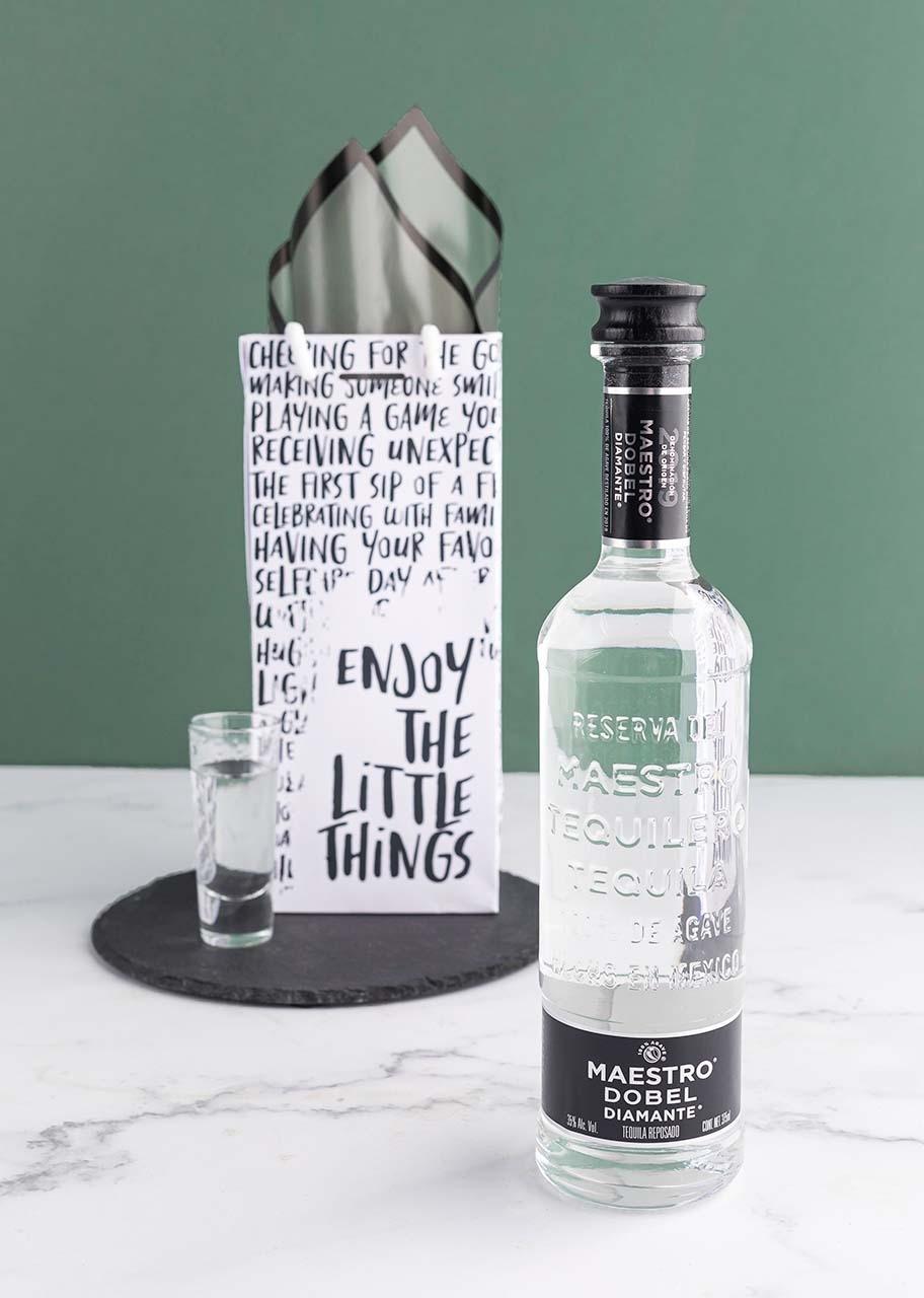 Imagen para Tequila Dobel 375 ml - 1