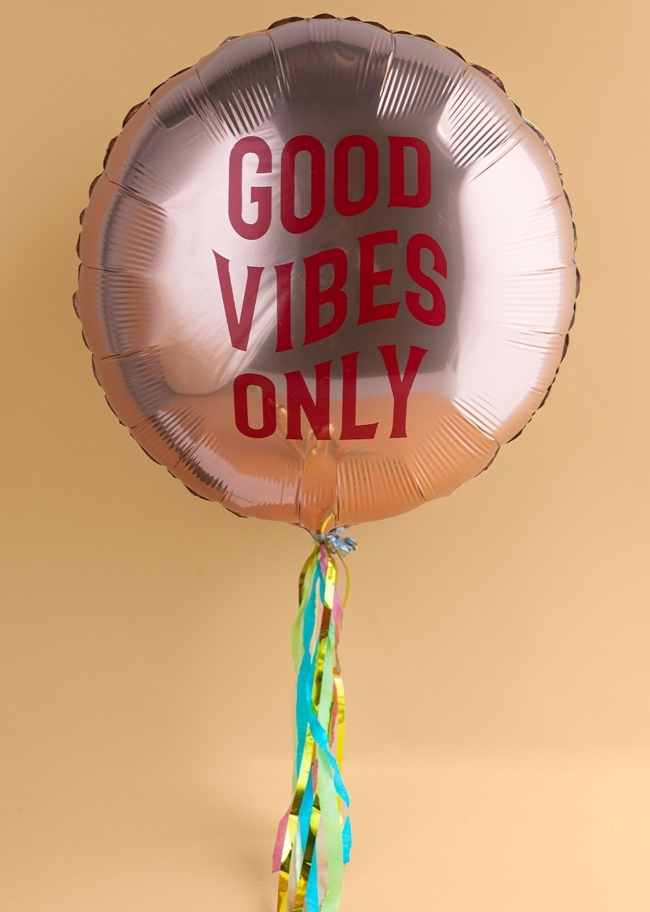 """Imagen para """"Good Vibes"""" Balloon - 1"""