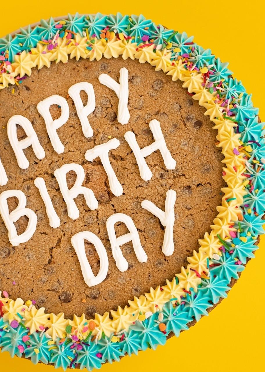 Imagen para Galleta Happy Birthday - 1