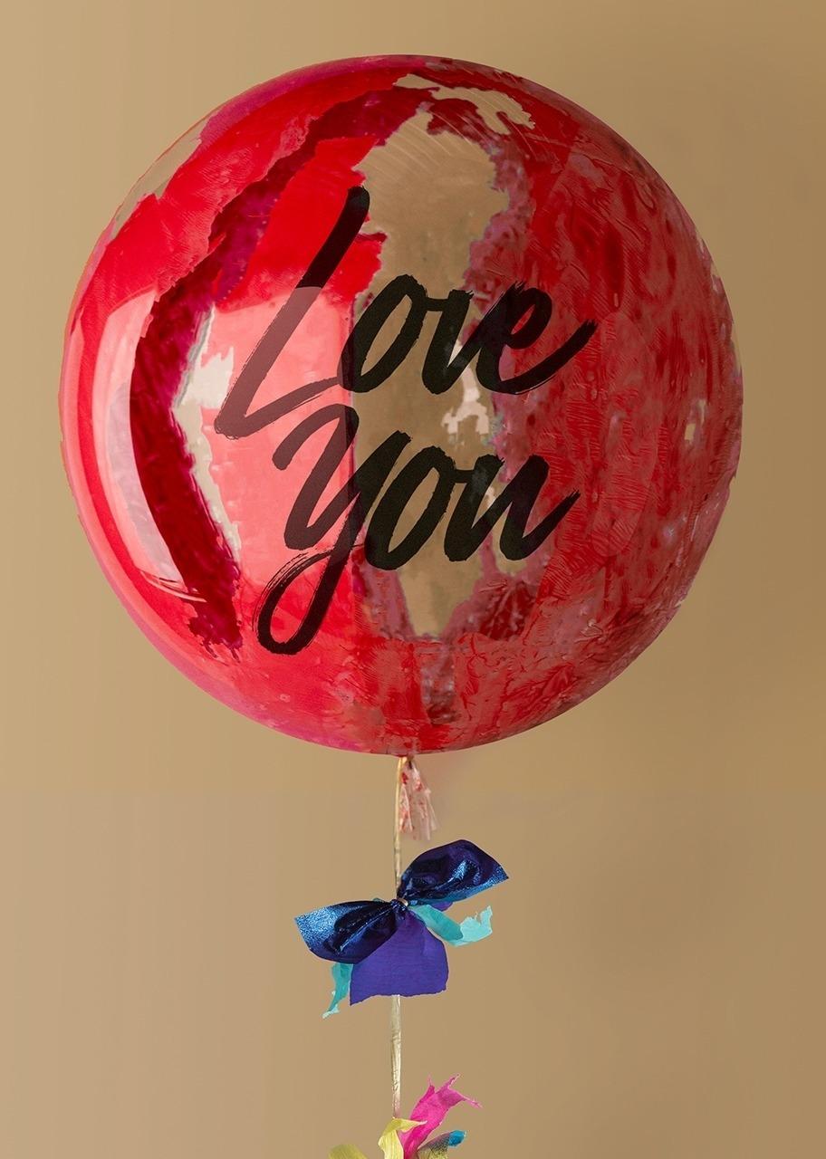 Imagen para Bubble Love You Balloon - 1