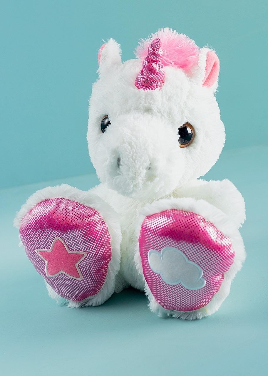 Imagen para Stuffed Unicorn - 1