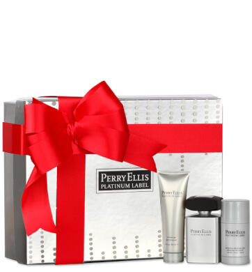 Regalo Set Perry Ellis Para El