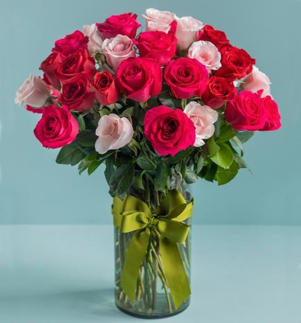 Sweetheart with 50 Roses
