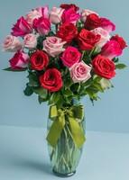 Arreglo De 24 Rosas Mi Dulce Corazón
